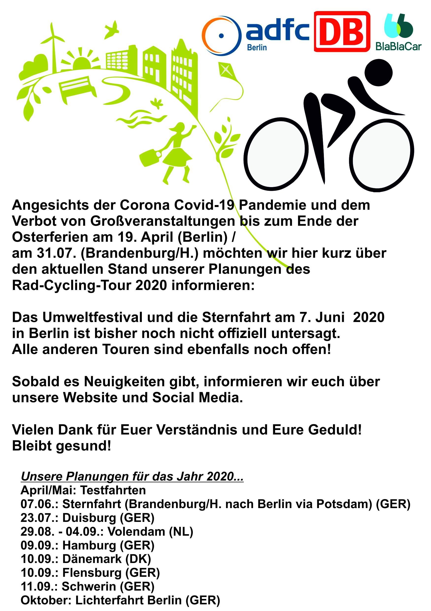 Rad-Cycling-Tour 2020